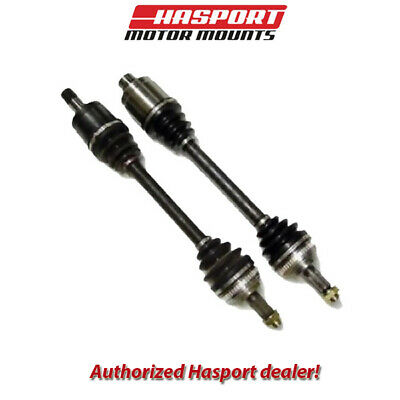 HASPORT CHROMOLY H Swap Axles 92-00 Civic / 94-01 Integra EG DC2 EK