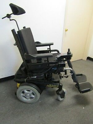 Invacare Storm Arrow Wheelchair  With Tilt.high Speed,  6.7 Mph. New Batteries