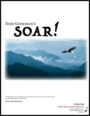 Todd Goodman: Soar! - FULL SCORE