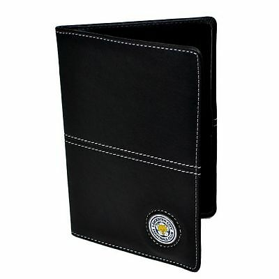 Leicester City FC Official Executive Football Crest Golf Scorecard Holder