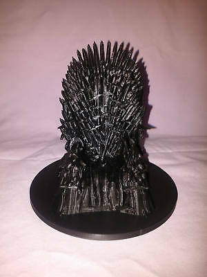 Game Of Thrones Iron Throne Phone Cradle Stand holder Gift Decor Charger station