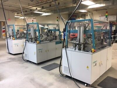 Muhlbauer CMI201 Milling & Implanting System (3 available, $90k each)- Omaha, NE