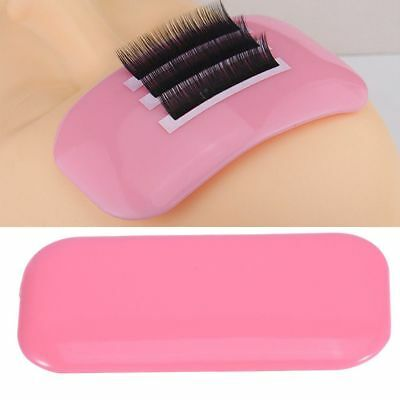 Thicken Pallet Lash Stand Makeup Eyelash Holder Silicone Extension Glue Pad