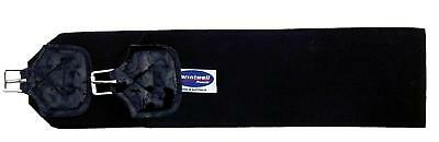 """Horse Racing Girth Elastic Strong 4inch Wide~LIGHTWEIGHT~2x7/8""""Buckles All Sizes"""