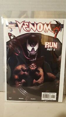 Venom #5,6,7 Nm- 9.2 Lot Of 3
