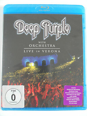 Deep Purple with Orchestra - Live in Verona - Amphittheater, Theatre, from Tokyo
