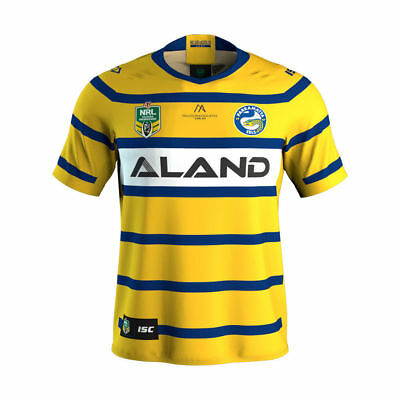 the New 2018  Parramatta Eels 2018  Away Jersey Fast and Free Postage GO EELS!!!