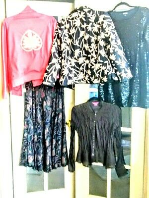 Designer Womens Clothing Lot-Beautiful Top Quality Items!!!
