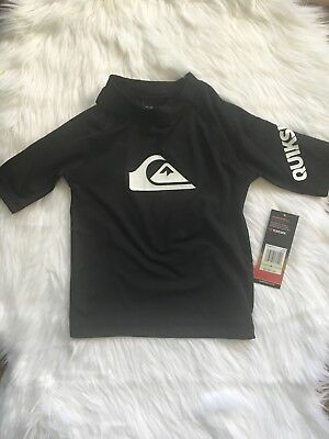 NWT, Toddler boys Quicksilver rash guard size 4