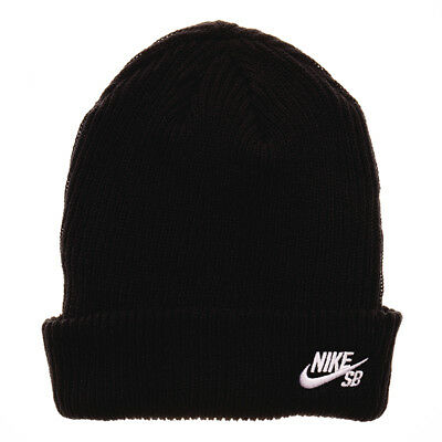 Nike Sb Fishermans Beanie - BLACK