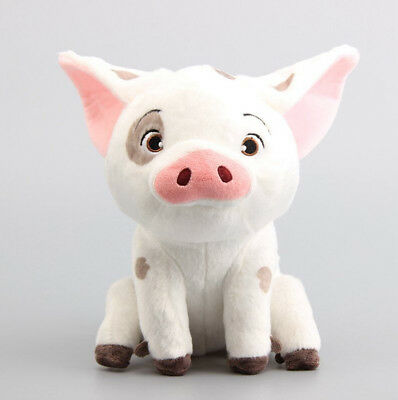 22cm Cute Moana Pet Pig Pua Soft Doll Stuffed Animal Plush Toy Kids Gift Piush 2