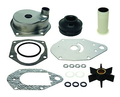 Water Pump Kit Impeller For Mercury Mariner 40 50 60 hp 4 stroke   812966A12