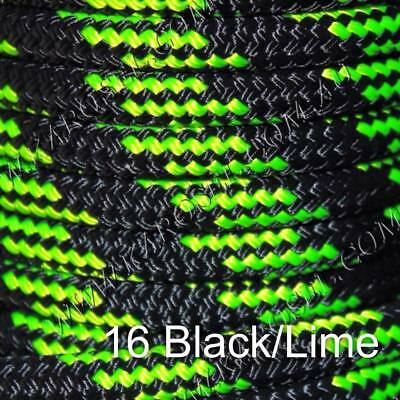Double Braid Polyester Rope 12mm x 10 metres Lots of colours AUSTRALIAN MADE