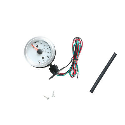 2Inch 52mm Universal 0-8000RPM Blue LED Car Tachometer Tacho Gauge Meter