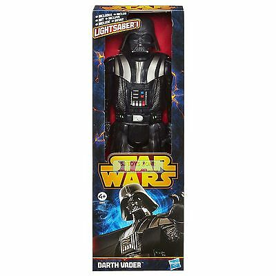Hasbro Star Wars Darth Vader Action Figure Toy Giant 12 inch Darth Vader figure