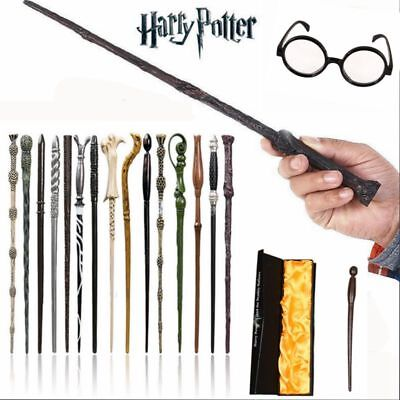 Harry Potter Magic Wand Hermione Voldemort Replica Figure Cosplay Props Boxed