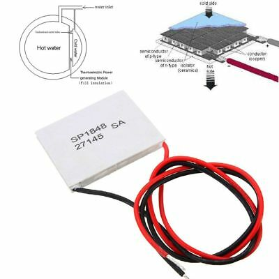Hot Thermoelectric Generator Power Modul Peltier TEG 150℃ Semiconductor Actives