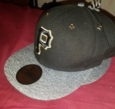 size 40 e8485 4fab3 Pittsburgh Pirates New Era Cap MLB All Star Game On Field Team 59Fifty Hat  7 1