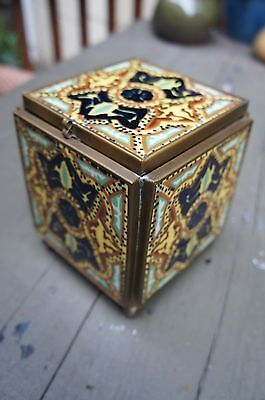 Jewelry Box Mexican tile