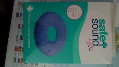 safe and sound health inflatable comfort cushion