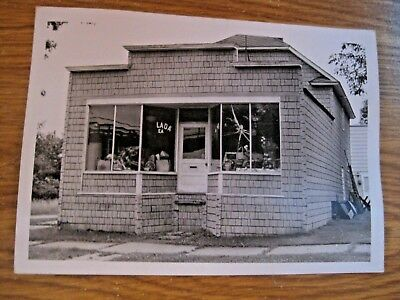 Vintage Urbia / Pccch's Grocery Hibbing Minnesota Advertising Store Photograph