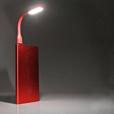 XIAOMI MINI USB LED Luce Brillante Lampada curvabile per Notebook Laptop Power