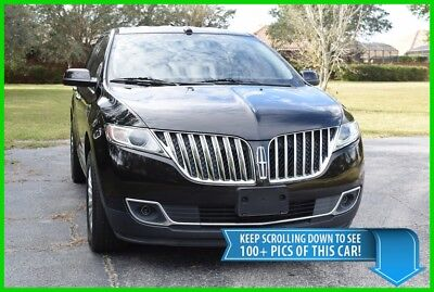2013 Lincoln MKX LUXURY SUV - ONLY 37K LOW MILES - FREE SHIPPING SALE! LUXURY SUV MKC RED W/ BLACK LEATHER INTERIOR - LOADED WITH LOTS OF OPTIONS
