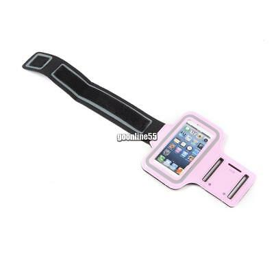 Running Sports Gym Pink Armband Case Cover for Apple iPhone 5 5th Hot EA9