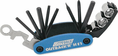 CruzTOOLS Outback'r H13 Multi-Tool for Harley-Davidson Motorcycles (OH13)