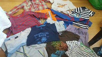 Boys clothes bundle 12-18 months, 2-3 years: Gap, Next, hm, m and s, Mothercare