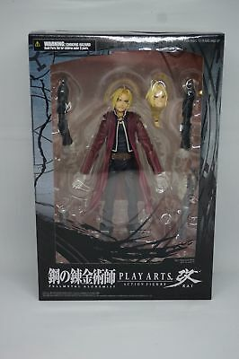 Square Enix ~ Play Arts Kai Fullmetal Alchemist EDWARD ELRIC Figure MINT in BOX