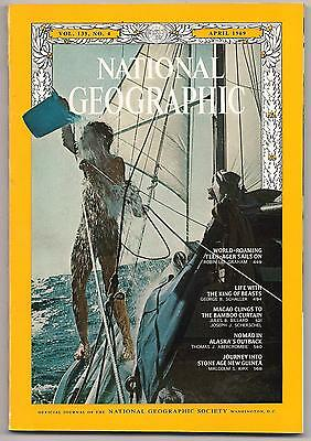national geographic-APR 1969-WORLD VOYAGE.