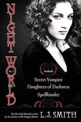 NEW Secret Vampire / Daughters of Darkness / Spellbinder By L J Smith Paperback