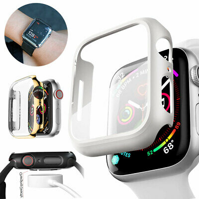 Apple Watch Series 3/2/1 Screen Protector Bumper Case Cover for Iwatch 38/42mm