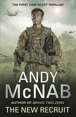 NEW The New Recruit By Andy McNab Paperback Free Shipping