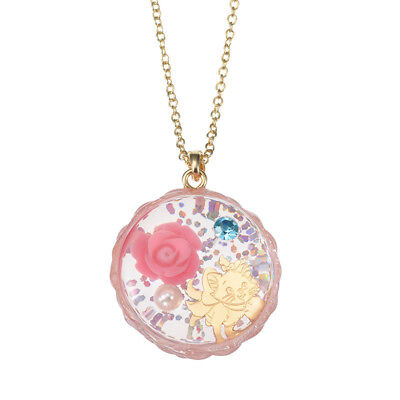 Disney Store Japan Necklace CAT DAY 2018 Marie