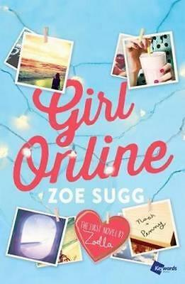 NEW Girl Online By Zoe Sugg Hardcover Free Shipping