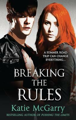 NEW Breaking the Rules By Katie McGarry Paperback Free Shipping
