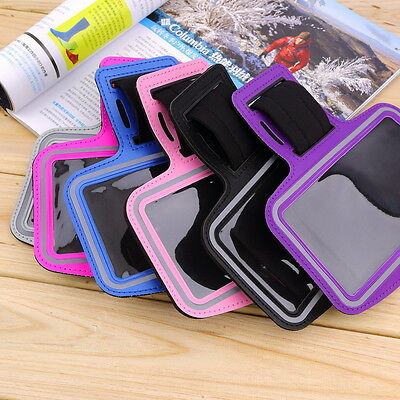 Premium Running Jogging Sports GYM Armband Case Cover Holder for iPhone 6 Plus W