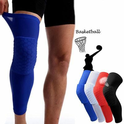 1 Piece Adult Knee Pad Crashproof Protector Basketball Protective Leg Sleeve