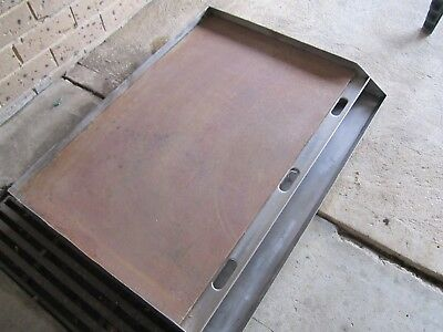 commercial hot plate /grill (plate only)