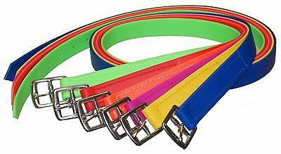 Horse Stirrup Straps ~ All Sizes In A  Huge Colour Range ~ Australian Made