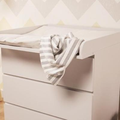 Baby Changing Table Top Washable Surfaces New