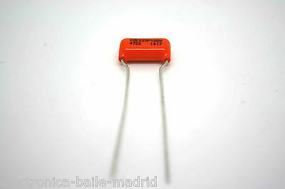 Kondensator Sprague orange Drop 0.0047uf 100V .0047uf 225P FOR Varitone