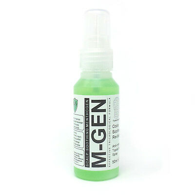Menthogen Treat Itchy Scalp Fast Acting Remedy Stop Cure Prevents Head Itch 50ml