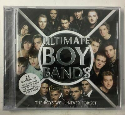 Various Artists - Ultimate Boy Bands (2xCD)