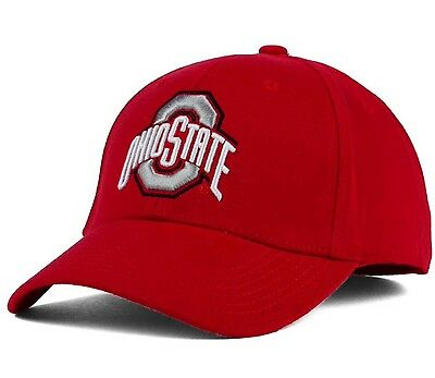 Ohio State Buckeyes NCAA Everyday Stretch Fit Flexfit Fitted Relaxed M L  Cap Hat b16d0bfbe952