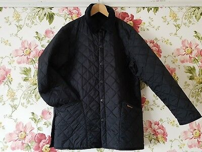 Barbour Liddesdale quilted jacket..size Large..