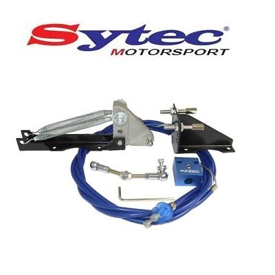 Sytec Twin Weber Carburetor Throttle Linkage Kit 40 45 Dcoe Tlk2/w