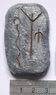 Gobekli Tepe DECORATED PLAQUETTE replica Mesolithic Neolithic Turkey Syria